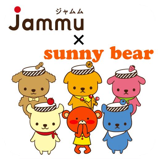 Jammuとsunny bearがコラボレーションする湘南由比ガ浜・海の家「sunny cafe」に行こう!